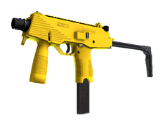 Skin MP9 | Bulldozer