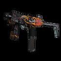 MP9 | Железная роза