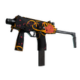 MP9 | Rose Iron (Minimal Wear)