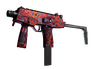 Skin MP9 | Ruby Poison Dart