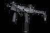 StatTrak™ MP9 | Dart (Battle-Scarred)