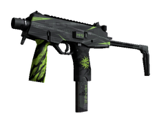 Skin MP9 | Deadly Poison