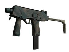 Skin MP9 | Green Plaid