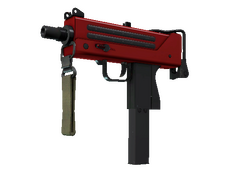Skin MAC-10 | Candy Apple