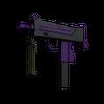 StatTrak™ MAC-10 | Ultraviolet (Minimal Wear)