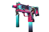 StatTrak™ MAC-10 | Neon Rider (Factory New)