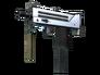 Скин MAC-10 | Серебро