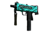 StatTrak™ MAC-10 | Malachite (Minimal Wear)