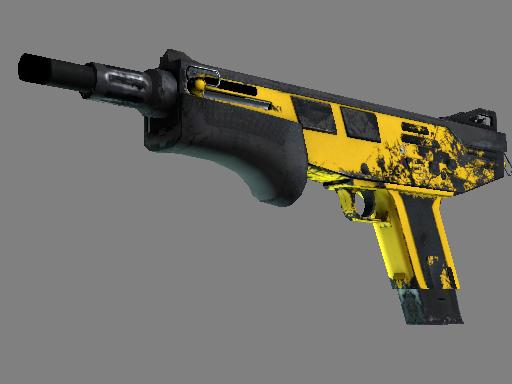 Souvenir MAG-7 | Bulldozer