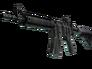 Skin M4A4 | Faded Zebra
