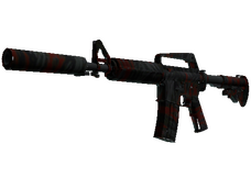 Skin M4A1-S | Blood Tiger