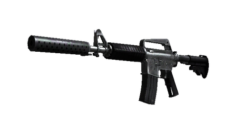 M4A1-S - Basilisk