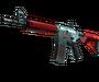 M4A4 | Bullet Rain