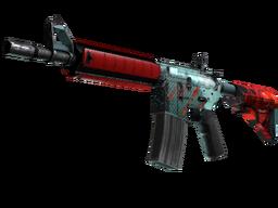 StatTrak™ M4A4 | Bullet Rain