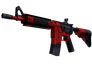 Skin M4A4 | Evil Daimyo