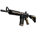 M4A4 | Desert-Strike (Well-Worn)