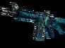 Skin M4A4 | Poseidon