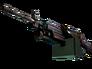 Skin M249   Magma