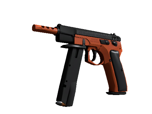 Souvenir CZ75-Auto | Nitro (Battle-Scarred)