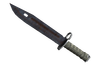 Skin Bayonet | Rust Coat