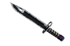 ★ StatTrak™ Bayonet | Ultraviolet (Battle-Scarred)