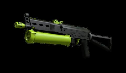 PP-Bizon - Chemical Green