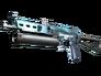 Скин ПП-19 Бизон   Синие полутона