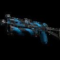 ПП-19 Бизон | Синяя струя