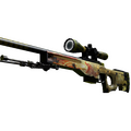 AWP | Dragon Lore <br>(Well-Worn)