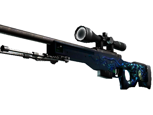 AWP | MedusaBattle-Scarred