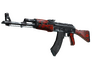 Skin AK-47 | Red Laminate