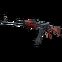 AK-47 | Красный глянец