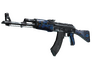 Skin AK-47 | Blue Laminate