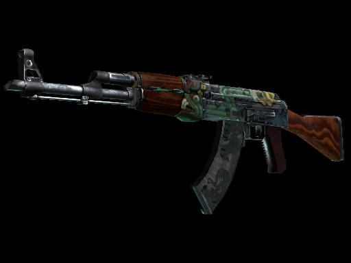 Skin AK-47 Fire Serpent Battle-Scarred