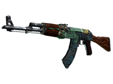 Skin AK-47 | Fire Serpent