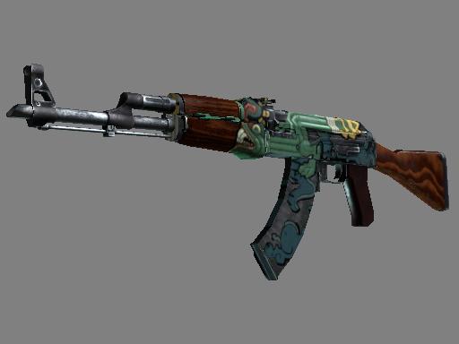 AK-47 | Fire Serpent