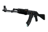 StatTrak™ AK-47 | Elite Build (Battle-Scarred)