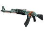 Skin AK-47 Aquamarine Revenge