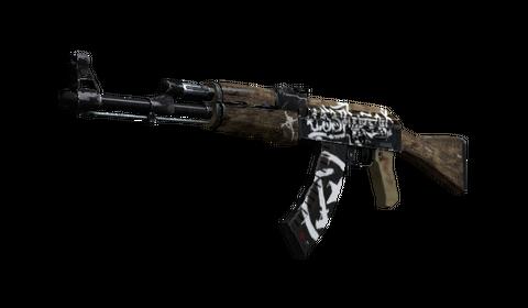 AK-47 - Wasteland Rebel