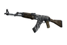 StatTrak™ AK-47 | Wasteland Rebel (Battle-Scarred)