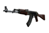 StatTrak™ AK-47 | Jaguar (Battle-Scarred)