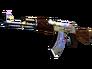 Skin AK-47 | Case Hardened