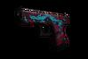 StatTrak™ Glock-18 | Water Elemental (Battle-Scarred)