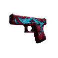 Glock-18 | Water Elemental (Field-Tested)