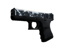 Skin Glock-18 | Steel Disruption