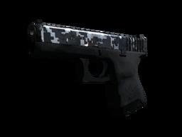 Glock-18 | Steel Disruption