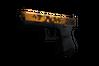 Glock-18   Reactor (Well-Worn)