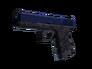Skin Glock-18 | Blue Fissure