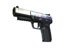 Skin Five-SeveN | Case Hardened