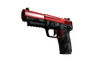 StatTrak™ Five-SeveN | Urban Hazard (Minimal Wear)